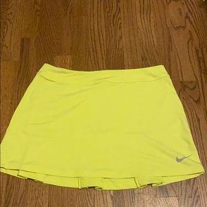 Women's Nike golf skort